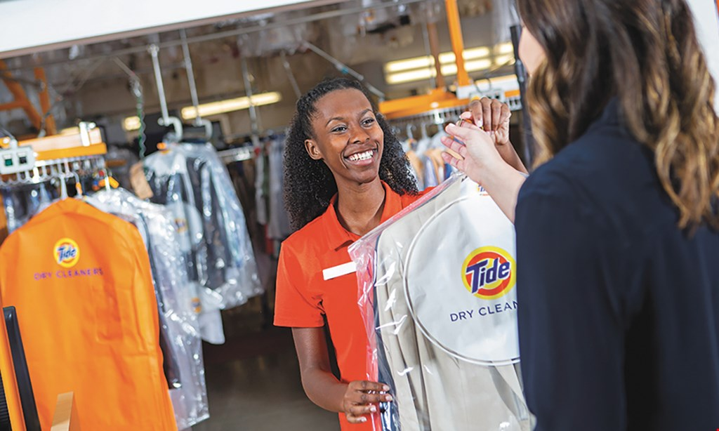 Product image for Tide Dry Cleaners - Rocky River $15 For $30 Worth Of Dry Cleaning