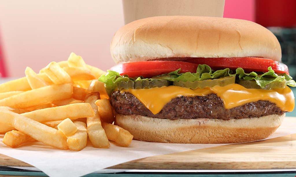 Product image for Hwy 55 Burgers $10 for $20 Worth  of All American Food & Drink