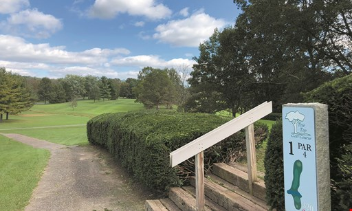 Product image for Tree Top Golf Course $60 For A Round Of Golf For 4 With Cart (Reg. $128)