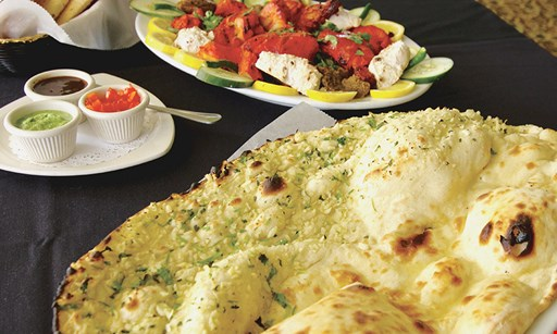 Product image for Saffron Indian Cuisine $20 For $40 Worth Of Fine Indian Dinner Dining