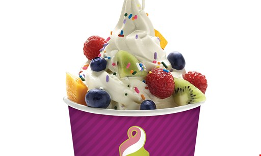 Product image for Menchies $10 For $20 Worth Of Frozen Yogurt
