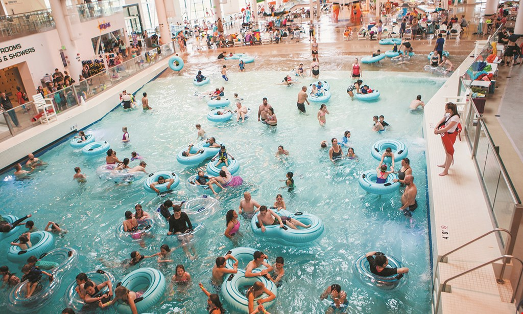 Product image for Wings And Waves Waterpark $29 For Two 1-Day Park Passes (Reg. $58)