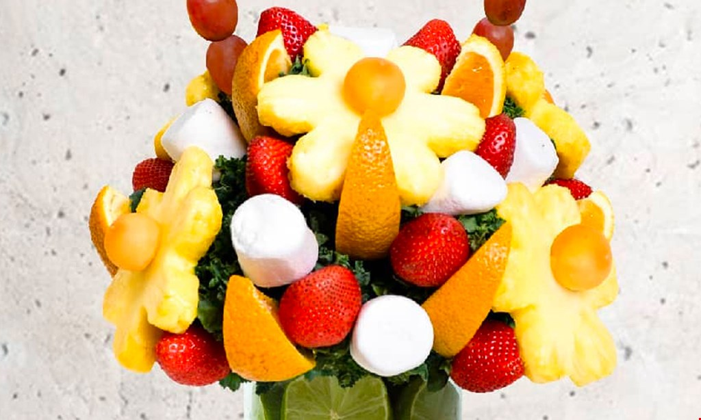 Product image for Decofruit $20 for $40 Worth of Fruit Bouquets