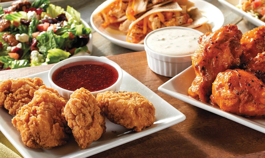 Product image for Hurricane Wings -CR210 $25 for $50 Worth Of Casual Dining