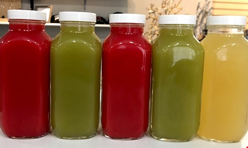 Product image for Sassygrass Foods $40 for $80 Worth of Juices