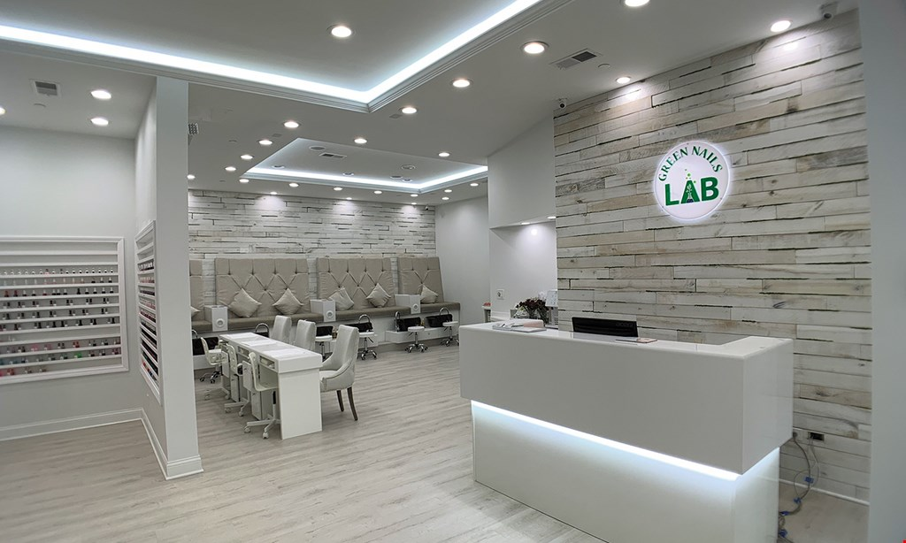 Product image for Green Nails Lab $35 For A No-Chip Manicure & Pedicure (Reg. $70)