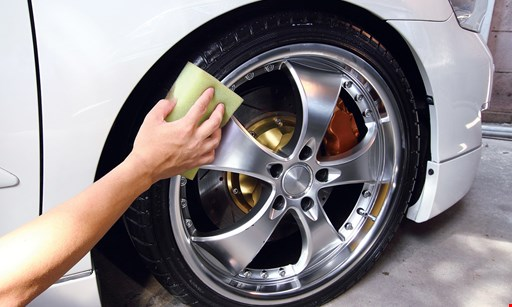 Product image for Vista Handwash & Gas $20.99 For 2 Wheel Deal Full Service Washes (Reg. $41.98)