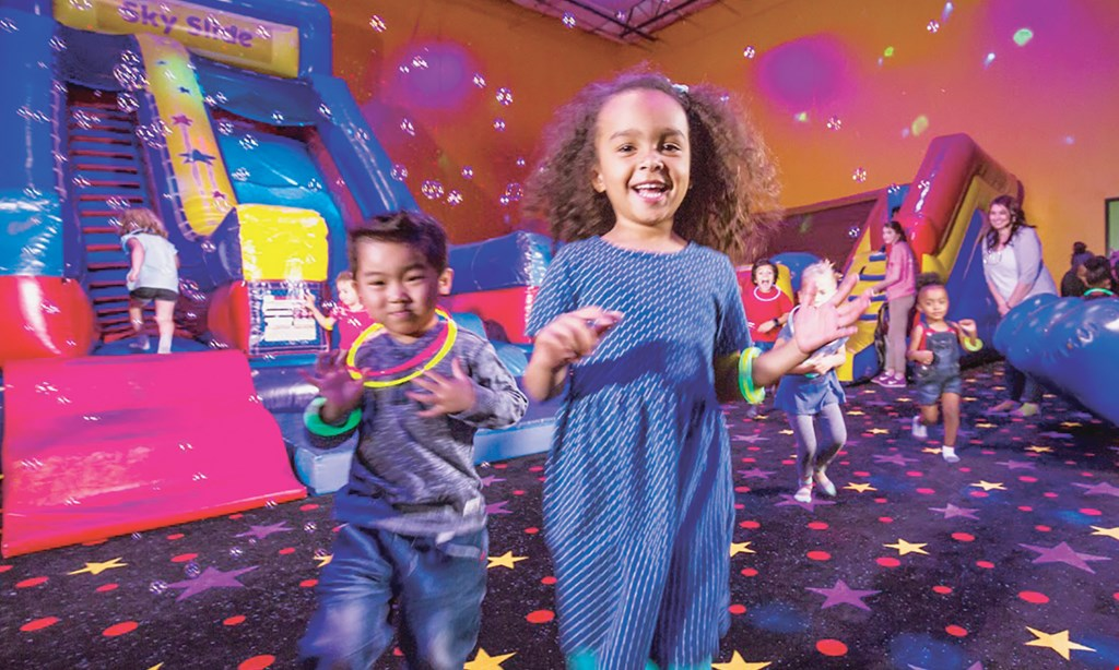 Product image for Pump It Up Party - Glenview $30 For 5 Open Jump Sessions (Reg. $60)
