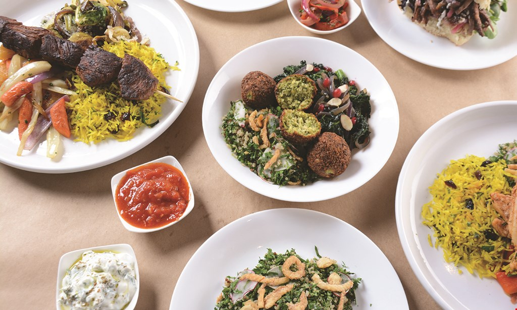Product image for Spireworks (Westlake) $10 For $20 Worth Of Mediterranean Dining