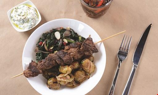 Product image for Spireworks (Westlake) $10 For $20 Worth Of Mediterranean Dining