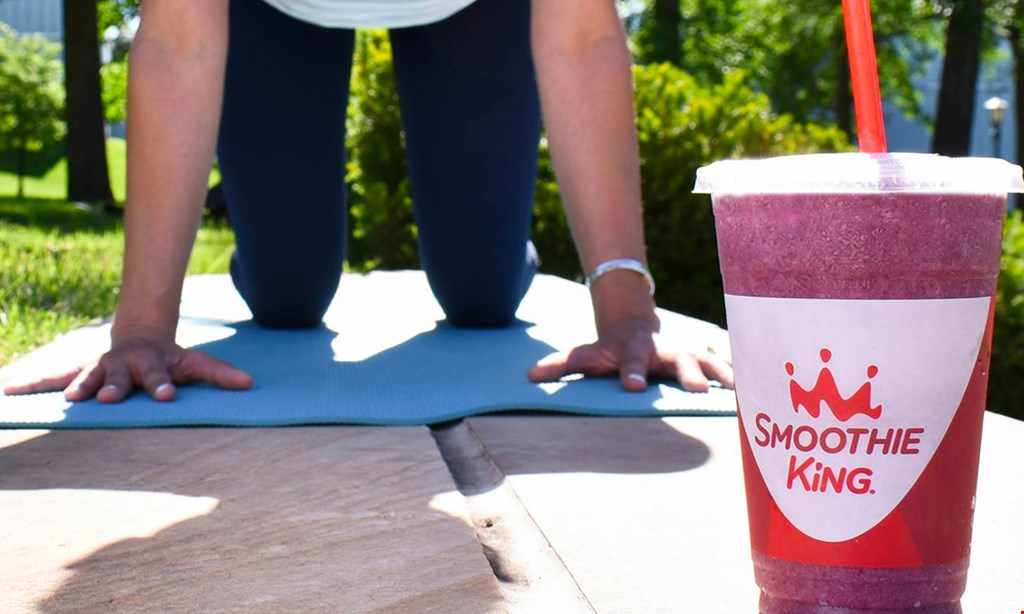 Product image for Smoothie King Fort Oglethorpe $6 for $12 Worth of Smoothies