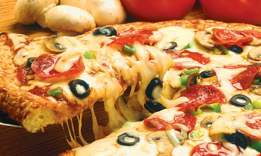 Product image for Sicilia Pizza $10 for $20 Worth Pizza & Italian Cuisine