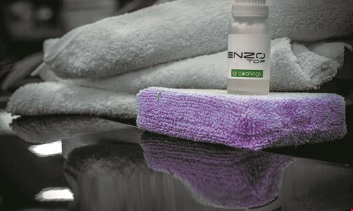 Product image for DriveOn Auto Spa & Coatings $62.50 For A Full Detail Package (Reg. $125)