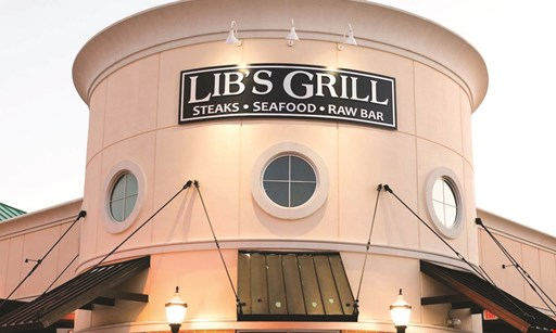 Product image for Lib's Grill $15 For $30 Worth Of American Cuisine (Also Valid On Take-Out W/Min. Purchase $45)