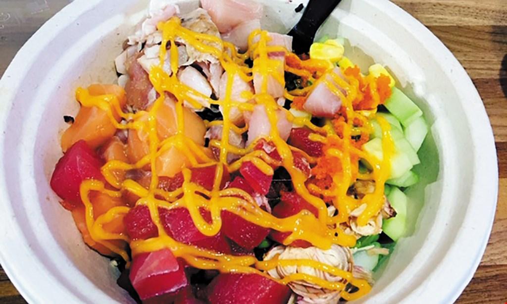 Product image for Fugu Express Hibachi & Poke $10 For $20 Worth Of Poke & Japanese Cuisine