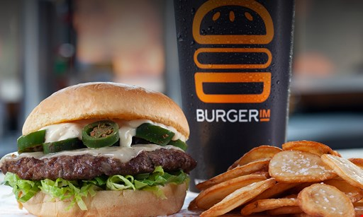 Product image for Burgerim $10 for $20 Worth of Gourmet Burgers