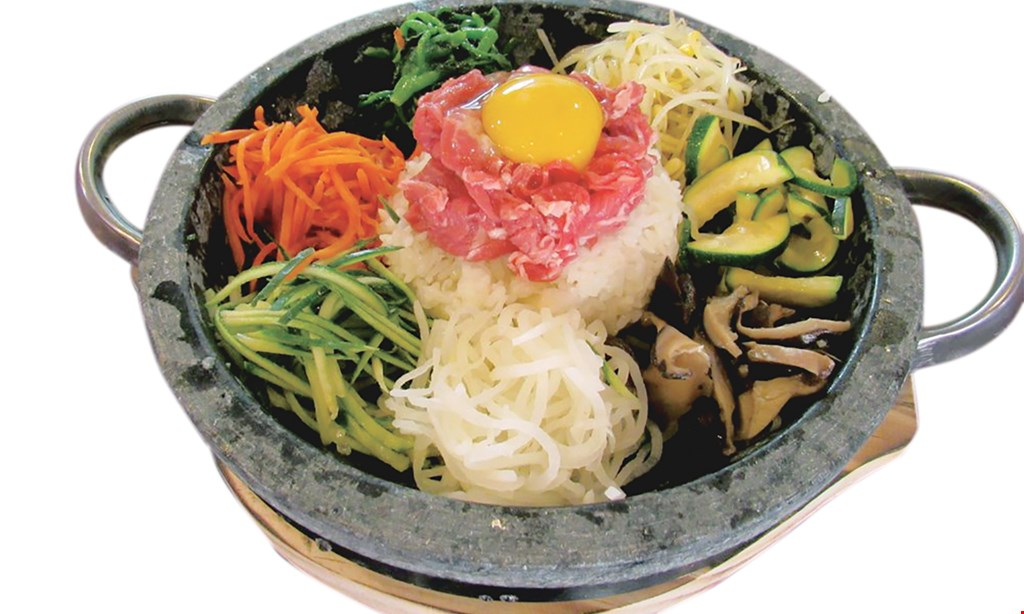 Product image for Sushi & Kimchi $15 For $30 Worth Of Japanese & Korean Dinner Dining
