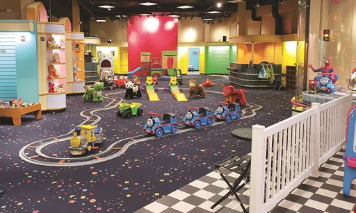 Product image for Kids Town 2 $18 For 2 Days Of Unlimited Play For 2 Children (Reg. $36)
