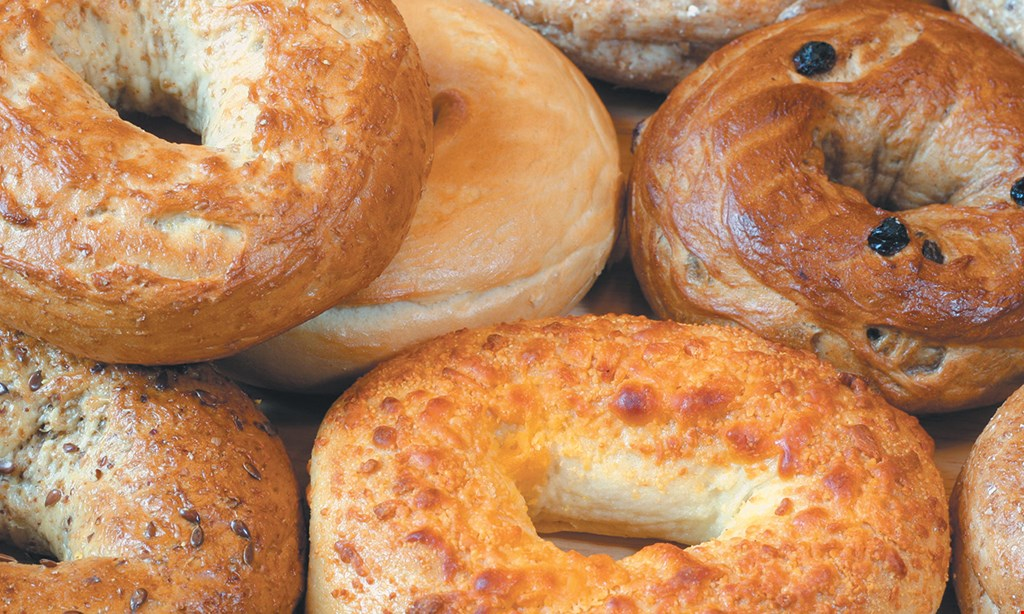 Product image for Mama Lu's Bagels $10 For $20 Worth Of Bagels & More