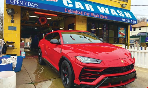 Product image for Auto Bath Car Wash $11.50 For 1 Super Car Wash (Reg. $23)