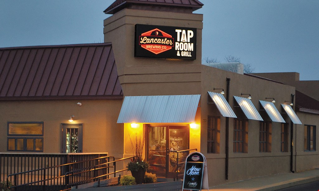 Product image for Lancaster Brewing Company $15 For $30 Worth Of Casual Dining