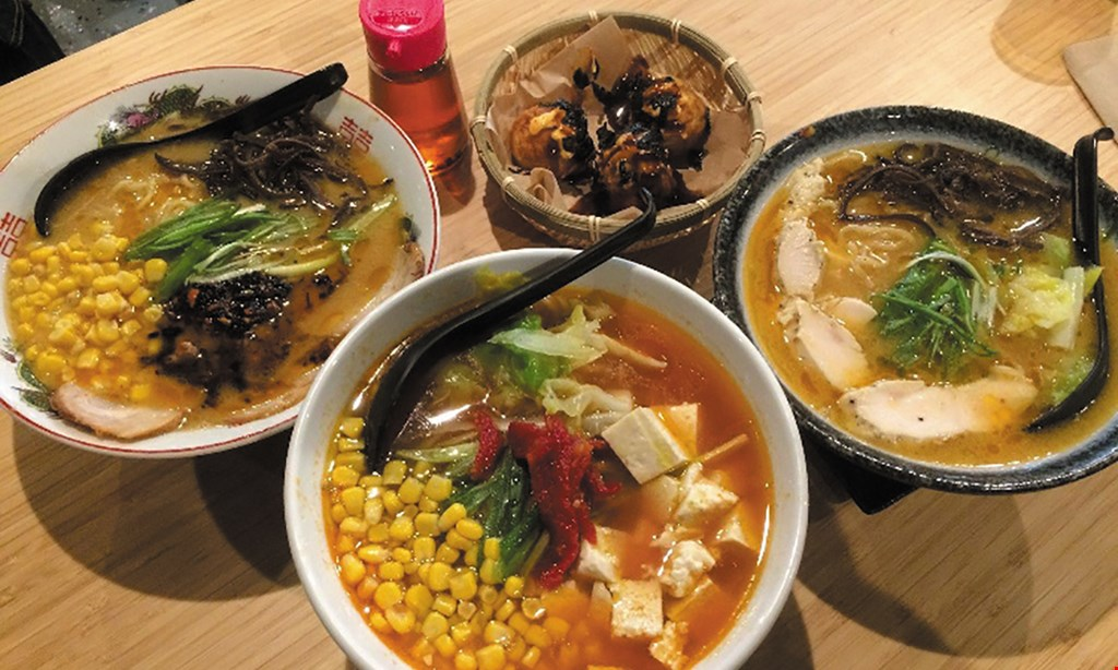 Product image for Menka Ramen $10 For $20 Worth Of Casual Dining