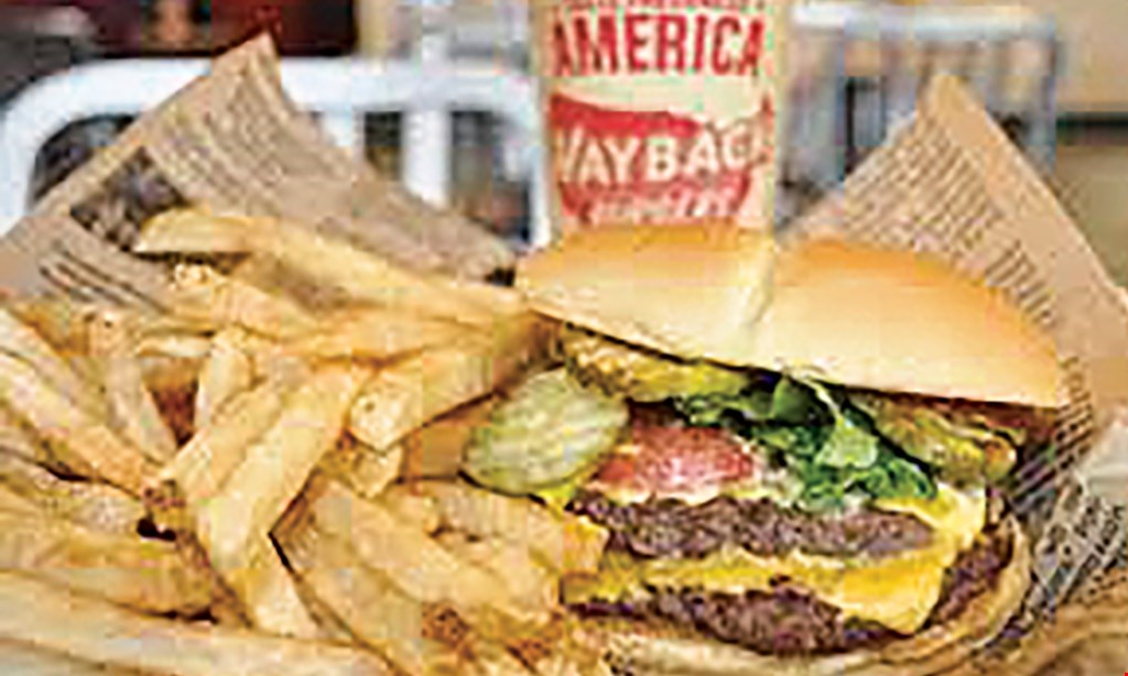 Product image for Wayback Burgers $15 For $30 Worth Of Casual Dining