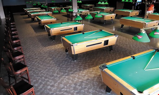 Product image for Buckland Billiards & Bar $10 For Unlimited Table Time For Groups Of 4 Or More (Reg. $20)