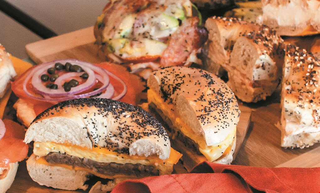 Product image for Big City Bagels Cafe $10 For $20 Worth Of Bagels, Sandwiches & More