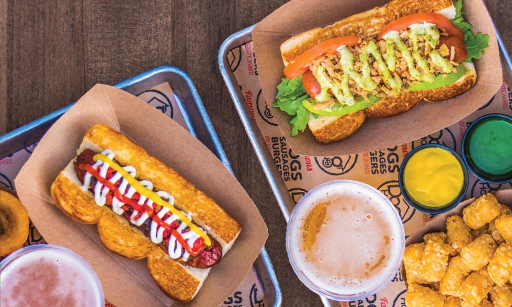 Product image for Dog Haus - Vista $15 For $30 Worth Of Casual Dining