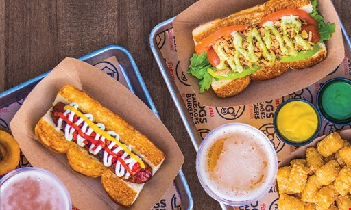 Product image for Dog Haus - San Diego $15 For $30 Worth Of Casual Dining
