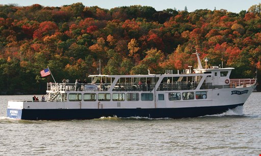 Product image for Hudson River Cruises $29 For A River Cruise For 2 (Reg. $58)