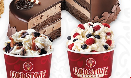 Product image for Cold Stone Creamery $10 For $20 Worth Of Frozen Treats
