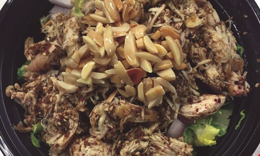 Product image for Ghossain's Gourmet Mediterranean Foods $10 For $20 Worth Of Wraps, Bowls & Salads