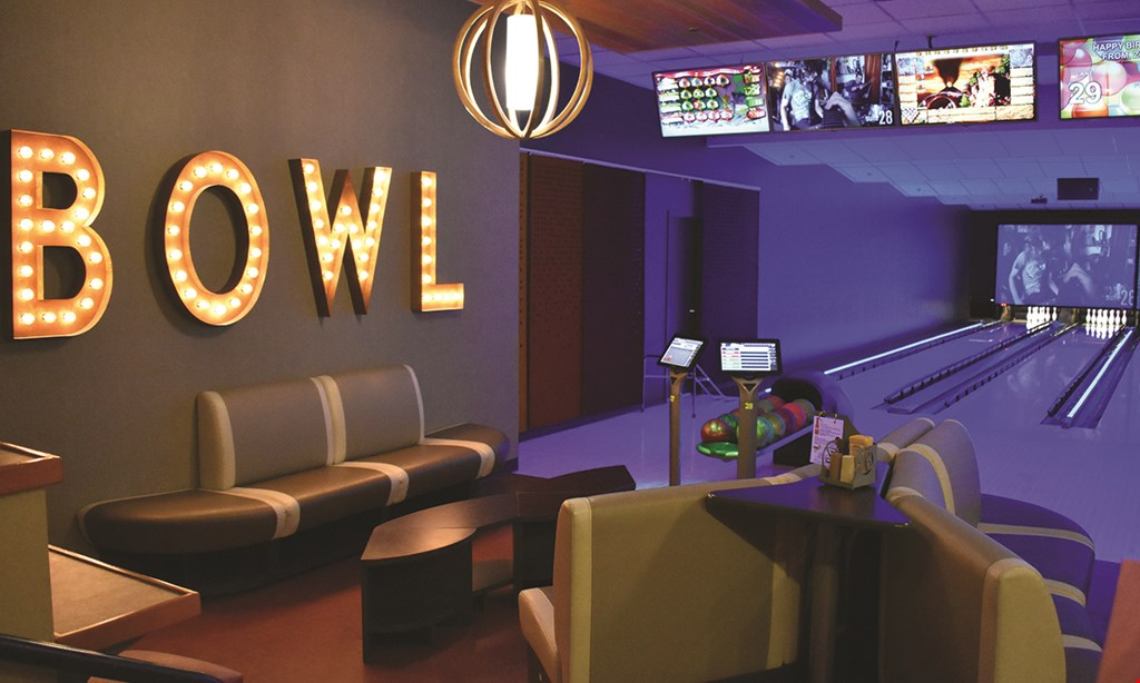 Product image for Zone 28 $25 For 2 Hours Of Regular Bowling For 6 Including Shoes (Reg. $50)