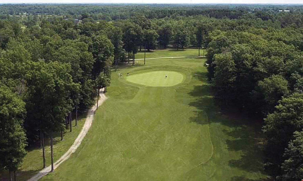 Product image for Hickory Ridge Golf & Country Club $30 For 18 Holes Of Golf For 2 With Cart (Reg. $60)