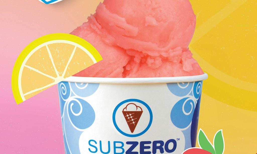 Product image for Subzero Nitrogen Ice Cream Shadyside $10 For $20 Worth Of Ice Cream Treats & More