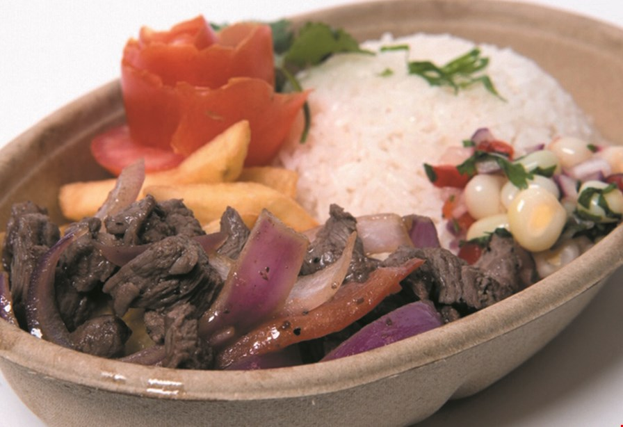Product image for Calletana's Peruvian Food $10 For $20 Worth Of Latin Cuisine