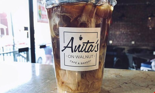 Product image for Anita's On Walnut $10 For $20 Worth Of Cafe Dining