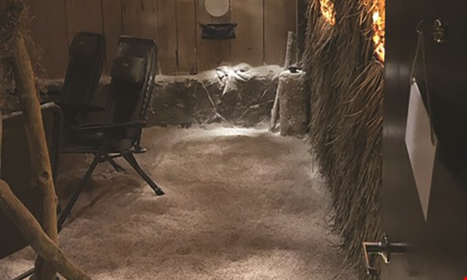 Product image for Soma Cura Wellness Center $17.50 For A 45-Minute Halotherapy Session (Reg. $35)