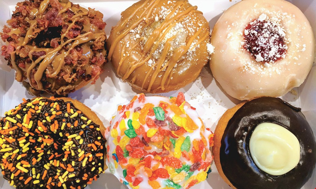 Product image for D'Ercole Donuts $10 For $20 Worth Of Donuts