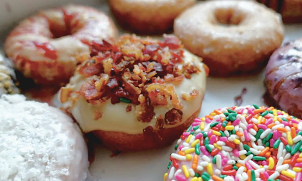 Product image for Duck Donuts $10 For $20 Worth Of Bakery Items