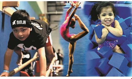 Product image for Bright Stars Gymnastics Academy $49 For 4 Weeks Of Gymnastics Or Ninja Classes For Any Age Group (Reg. $98)