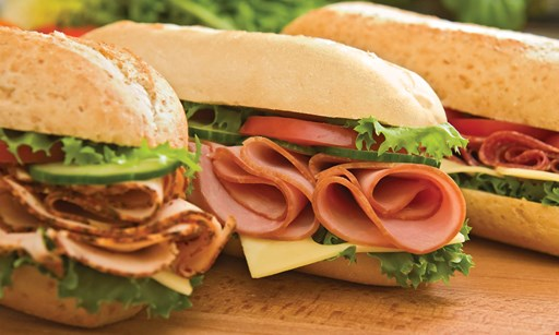 Product image for Samway Subs & Pita Pita Mediterranean Grill $10 For $20 Worth Of Subs & Mediterranean Dining