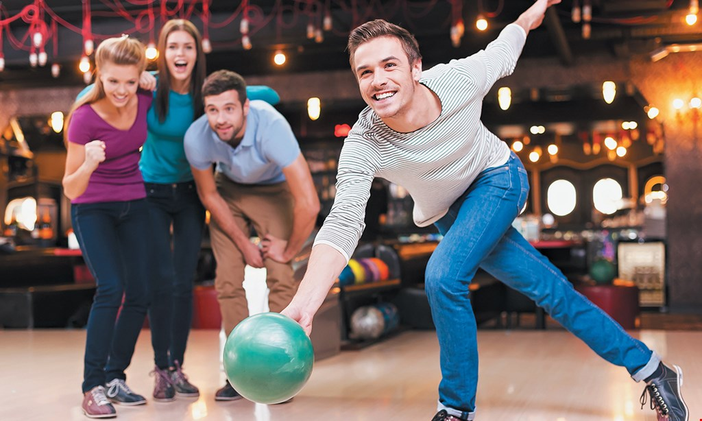 Product image for Baldwin  Bowl &  Lounge $35 For 2 Hours Of Unlimited Bowling For Up to 6 People Including Shoe Rental (Reg. $75)