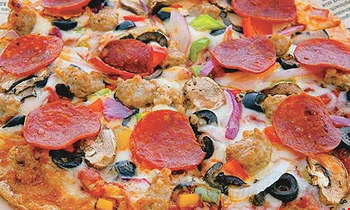 Product image for Make Pizza & Salad $10 For $20 Worth Of Casual Dining