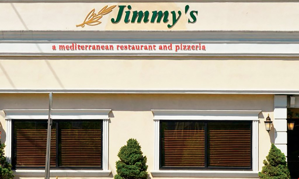 Product image for Jimmy's Pizzeria Restaurant $15 For $30 Worth Of Casual Dining
