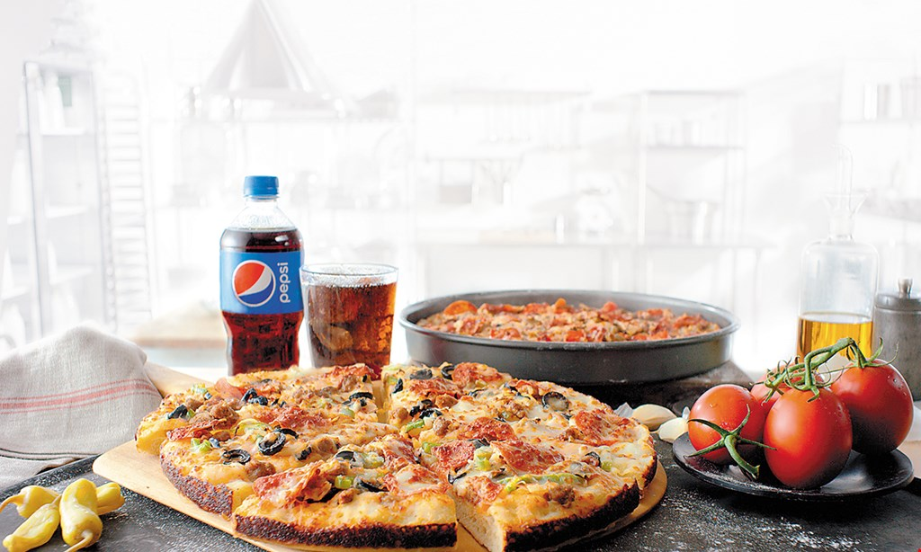 Product image for Papa John's (York) $10 For $20 Worth Of Take-Out Pizza & More