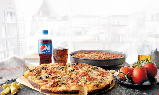 Product image for Papa John's-York $10 For $20 Worth Of Take-Out Pizza & More