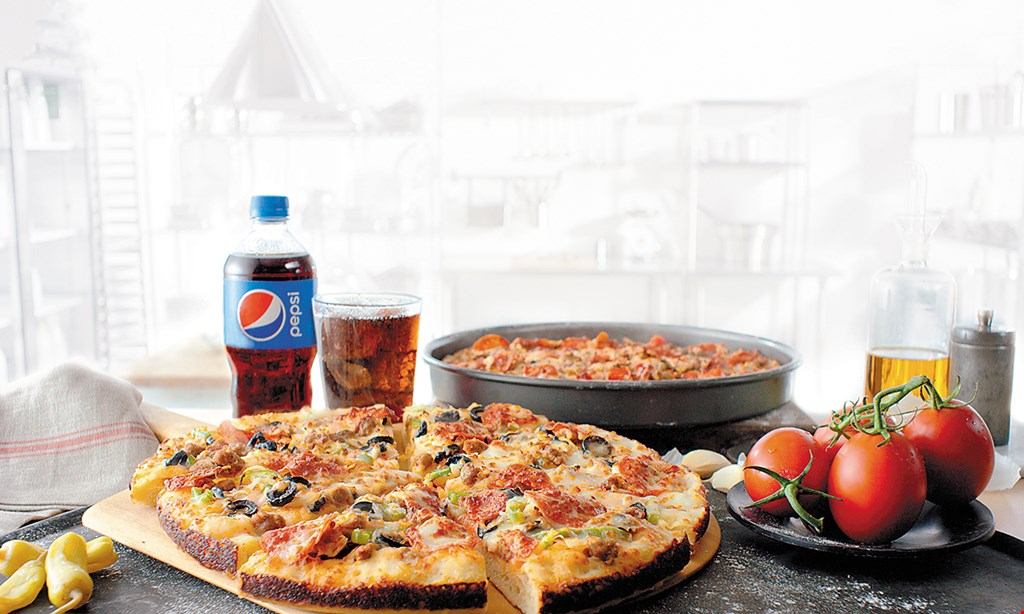 Product image for Papa John's $10 For $20 Worth Of Take-Out Pizza & More
